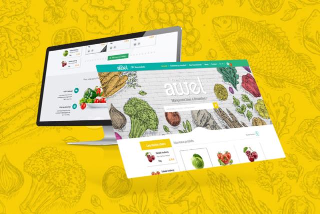 Création site E-commerce prospection.
