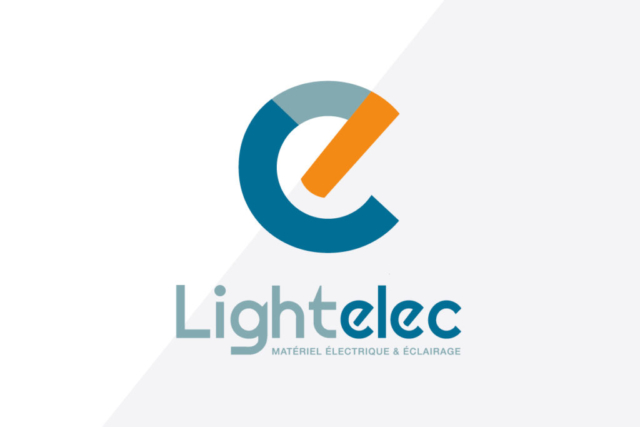 refonte logo Lightelec