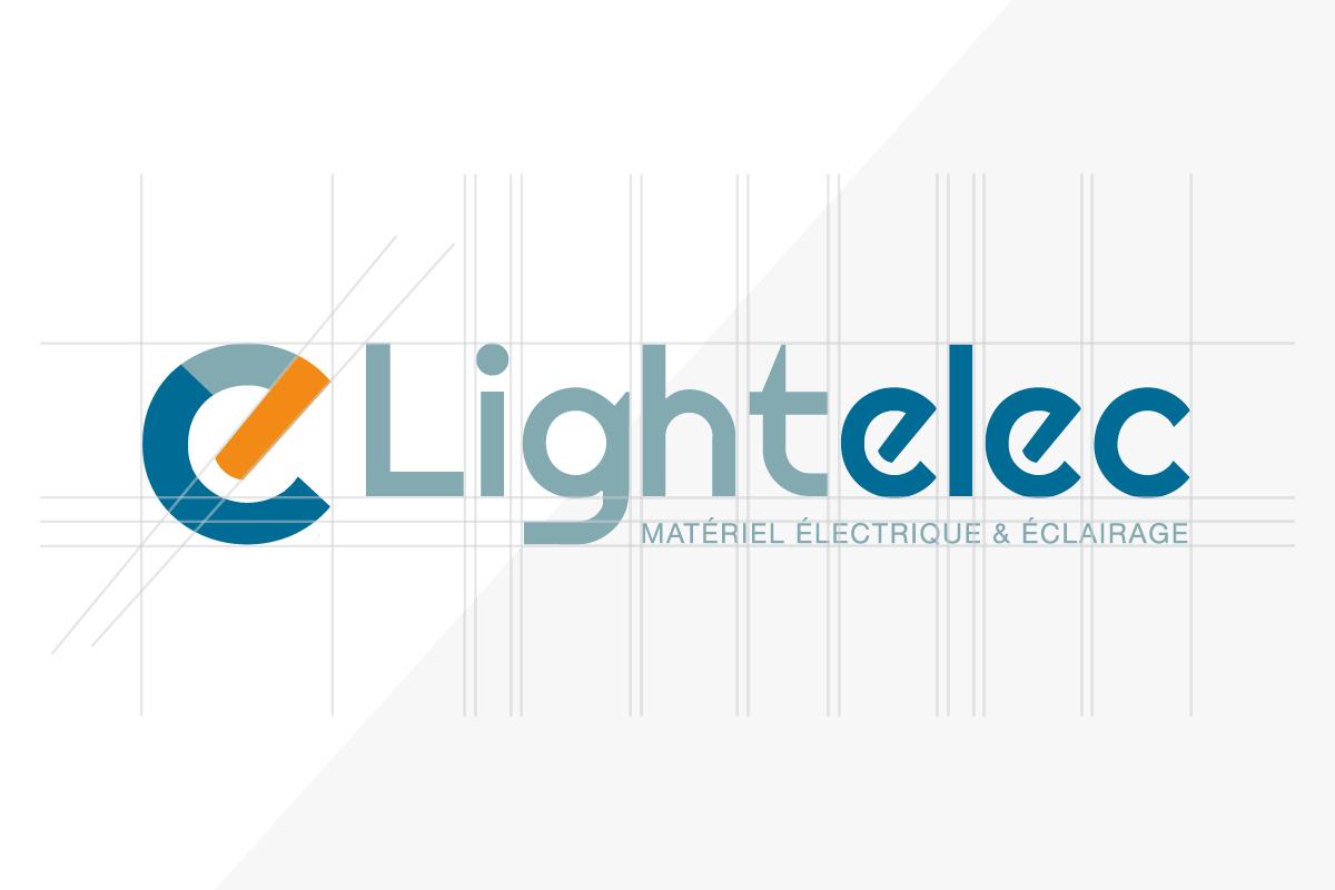 création design composition logo