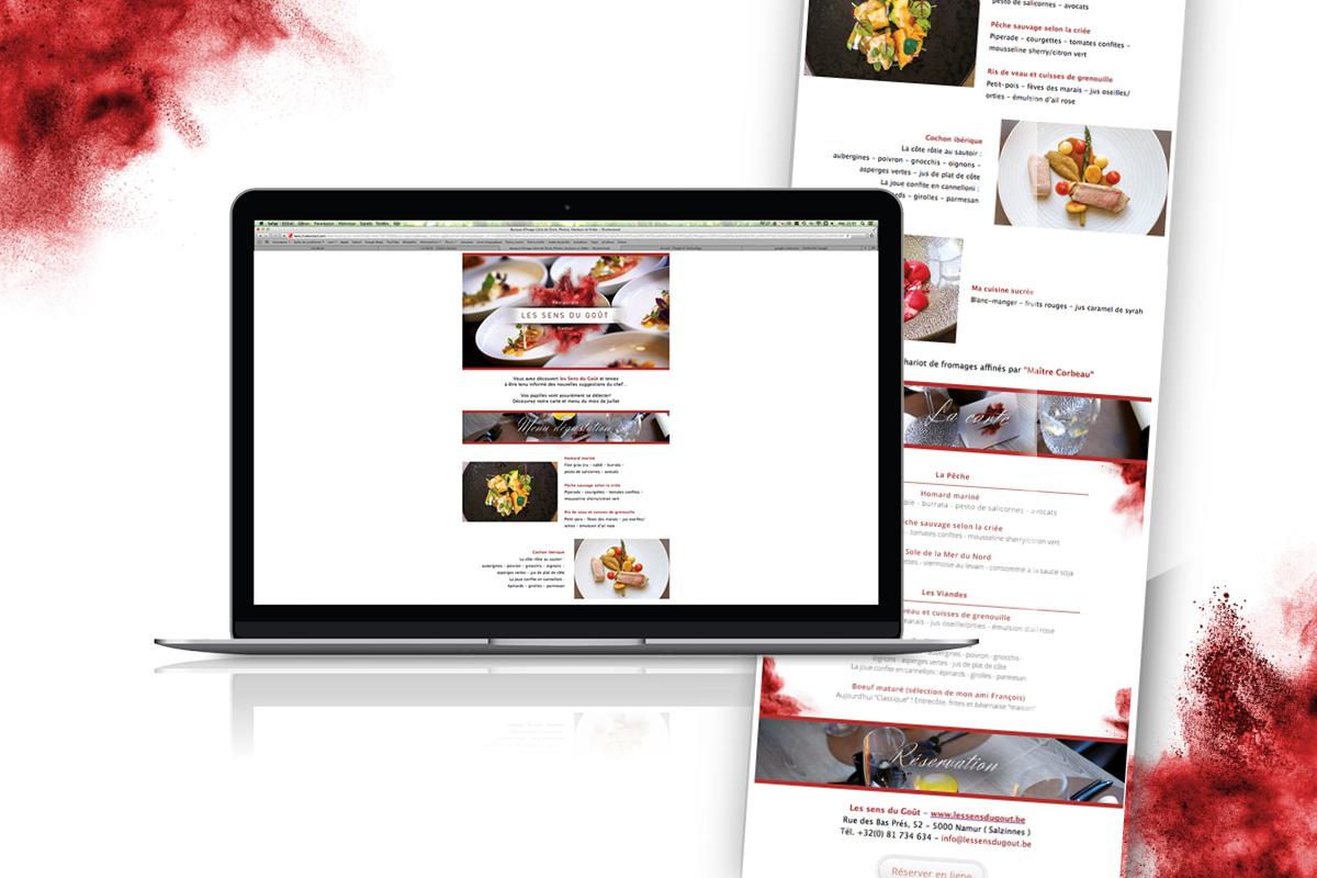 Design intégration newsletter
